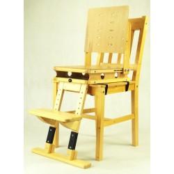Sedák a opora nohou - přírodní